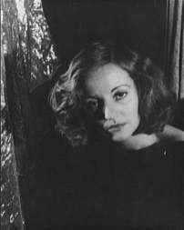 Portrait of Tallulah Bankhead, 1934. (Library of Congress, Wikipedia)