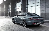The 2020 Sonata is the first major redesign of the Alabama-built sedan since the 2014 model. (Hyundai Motor Company)