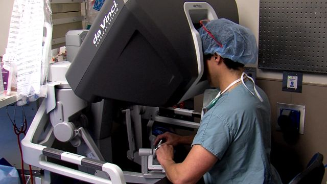 New single port robot enhances robotic surgery at UAB