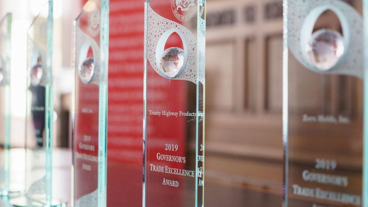 8 Alabama firms claim 2019 Governor's Trade Excellence Awards