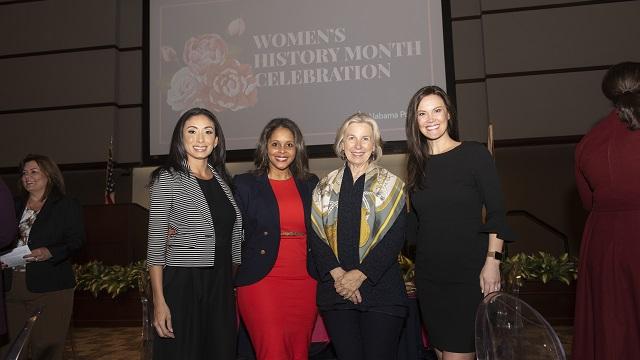 Birmingham women talk workforce development, finding success