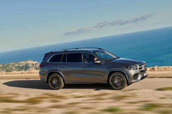 "The 2020 Mercedes-Benz GLS is being hailed as the ""S-Class of SUVs"" because of the way it ups the performance, luxury and technology for the Alabama-built vehicle. (Mercedes-Benz)"