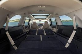"""The 2020 Mercedes-Benz GLS is being hailed as the """"S-Class of SUVs"""" because of the way it ups the performance, luxury and technology for the Alabama-built vehicle. (Mercedes-Benz)"""