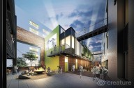 The renovation of the New Ideal Building in downtown Birmingham is one of the projects that has announced it will take advantage of opportunity zone tax breaks. (contributed)