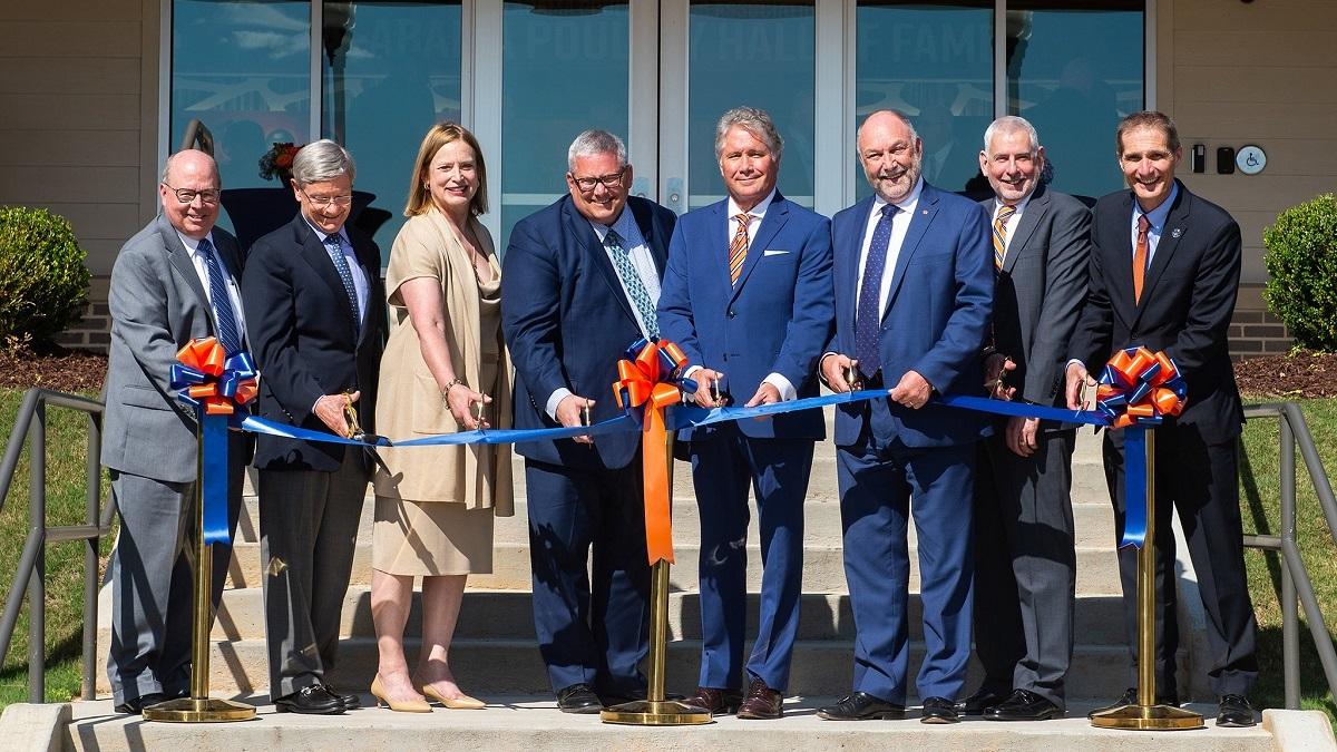 USDA Under Secretary Northey helps celebrate Auburn University's new poultry center