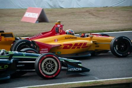 2019 Honda Indy Grand Prix of Alabama at Barber Motorsports Park. (Billy Brown/Alabama NewsCenter)