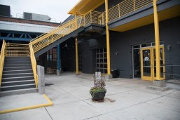 Birmingham District Brewing Co. is part of The Battery, a new development one block south of the Rotary Trail. (Brittany Faush/Alabama NewsCenter)