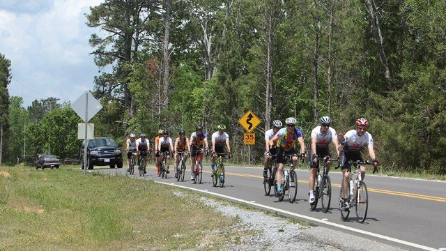 Cyclists gear up for annual Dam Ride