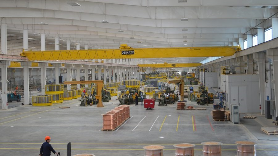 GD Copper USA to add up to 40 jobs at Wilcox County manufacturing facility