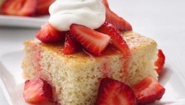 Satisfy your strawberry cravings. (Contributed)