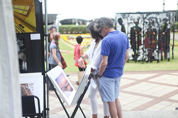 Birmingham's largest city-center arts festival transforms Linn Park with its blast of fresh artistic talent, sights, sounds, tastes and aromas. (Contributed)