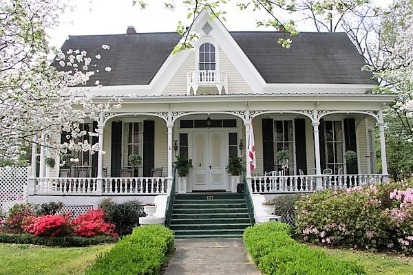 The Eufaula Pilgrimage features a number of classic Alabama homes such as teh Petry-Honan Home. (contributed)
