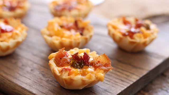 Recipe: Bacon Pimento Cheese Bites