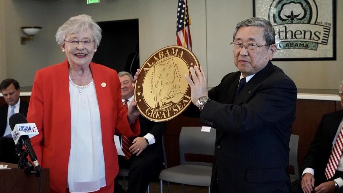 Supplier Toyota Boshoku to build Alabama factory, creating 400 jobs