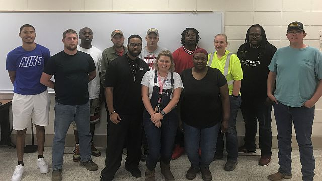 Apprentice Readiness Program prepares Alabama students for skilled trades