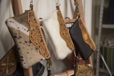 A trio of wristlets in different textures. (Brittany Faush)
