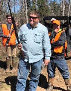 The Alabama Power Foundation recently gave a grant that will allow Kidz Outdoors to continue to share the joys of hunting and fishing with special-needs and ill children. (contributed)