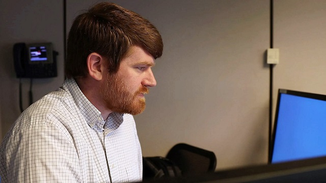 Alabama Power's Justin Perry is hard-nosed about software
