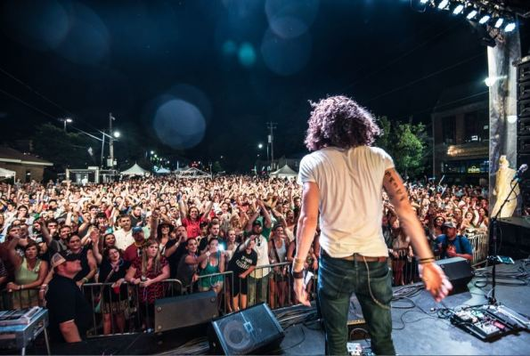 SliceFest 2019 celebrates its 8th anniversary June 1 as Birmingham's largest food and music block party, hosted by Slice Pizza & Brewhouse. (Contributed)