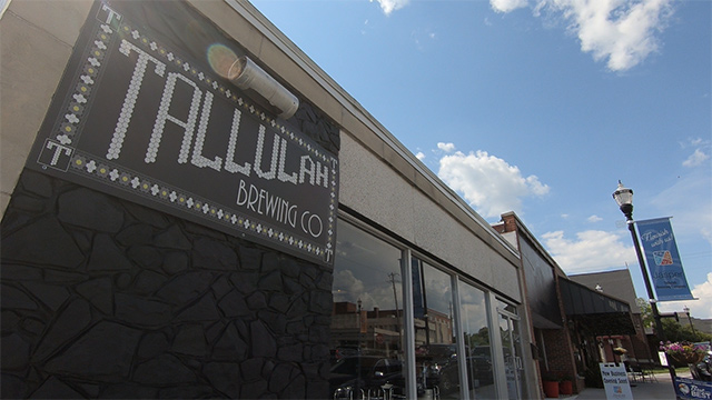 Tallulah Brewing is an Alabama Maker mixing passion with business