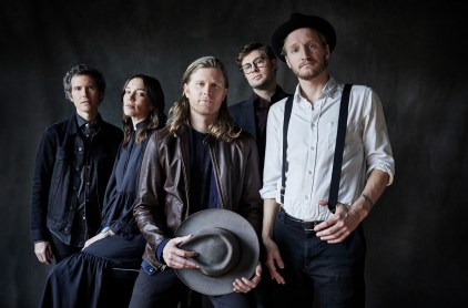 The Lumineers. (contributed)