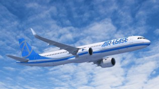Of the 100 Airbus aircraft included in Air Lease Corporation's letter of intent, signed at the 2019 Paris Air Show, 23 will be single-aisle A321neos. (Airbus)