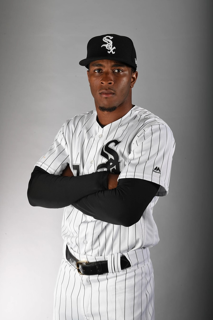 Tim Anderson of the Chicago White Sox. (Photo by Norm Hall/Getty Images)