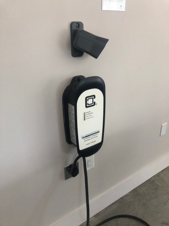 High-tech features are placed throughout the Smart Neighborhood® home in Northwoods. (contributed)