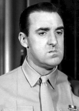 """Publicity photo of Jim Nabors from the television program """"Gomer Pyle USMC,"""" May 3, 1968. (CBS Television, Wikipedia)"""