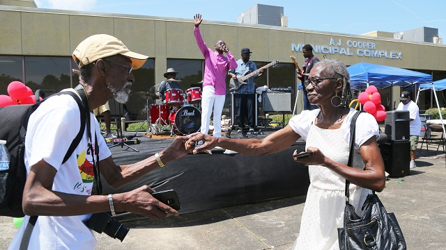 Prichard holds Juneteenth celebration of 'life, love and reconciliation'
