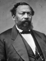 Dallas County native Benjamin Sterling Turner (1825-1894) was one of several African Americans elected to the U.S. Congress from the former states in the Confederacy during Reconstruction. Prior to serving in the U.S. House of Representatives from 1871-73, he was a tax collector in Dallas County and a Selma city councilman. (From Encyclopedia of Alabama, courtesy of Library of Congress)