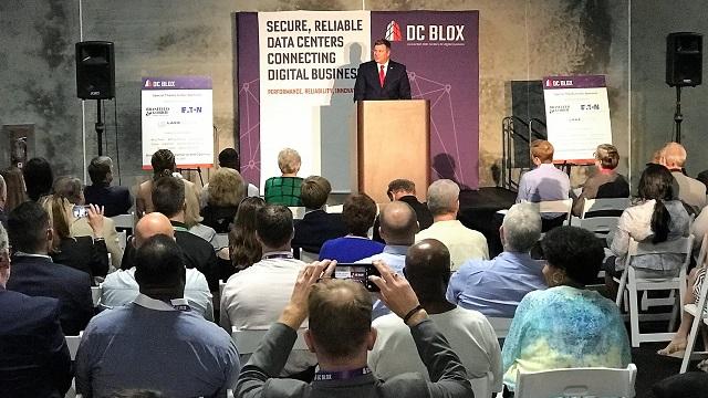 DC Blox Birmingham data center is 'foundational' piece to Alabama's tech economy