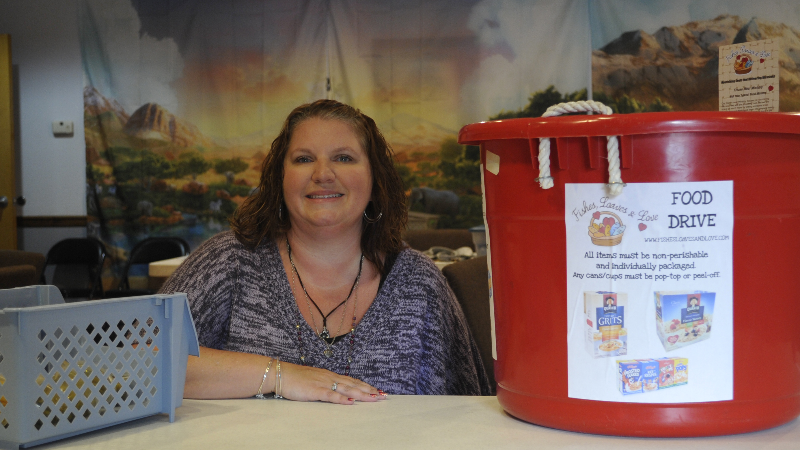 Fishes, Loaves and Love is an Alabama Bright Light multiplying gifts