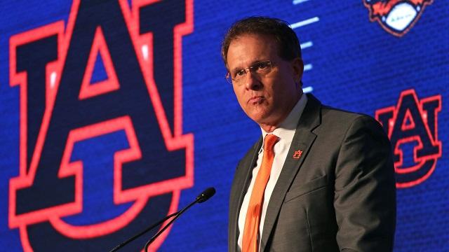 Auburn coach Gus Malzahn excited to call offensive plays again