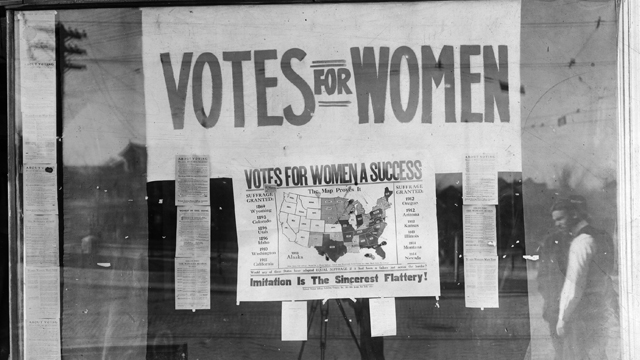 On this day in Alabama history: Women's rights leader dies