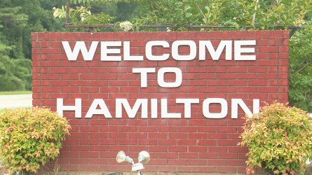 "Hamilton is one of several cities in northwest Alabama considering itself to be in the ""Crossroads of the Automotive South."" (Dennis Washington / Alabama NewsCenter)"