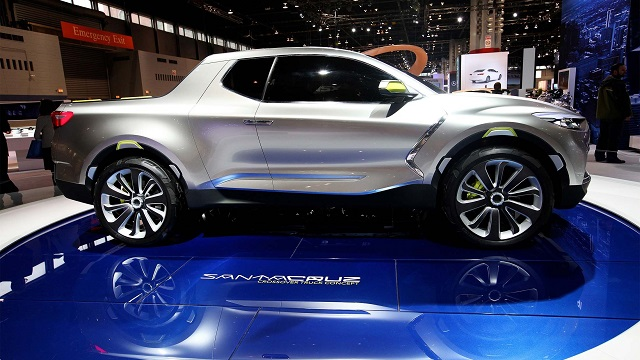 Speculation strong that Hyundai will add pickup to U.S. production line