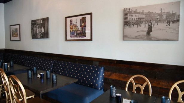 The Preservery opens this weekend in a good neighborhood -- sharing a building with Highlands Bar & Grill. (Brittany Faush/Alabama NewsCenter)