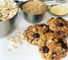 Sunrise Baking applies organic, paleo and gluten-free cooking to favorite desserts, baked goods and granola. (contributed)