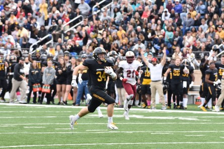 Zack Seay is one of Birmingham-Southern's strong group of returning running backs. (Birmingham-Southern Athletics)