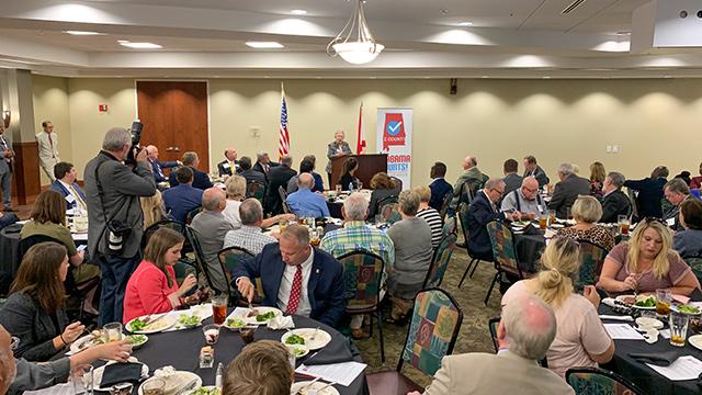 Census Bureau director, Alabama officials urge everyone to participate in 2020 Census
