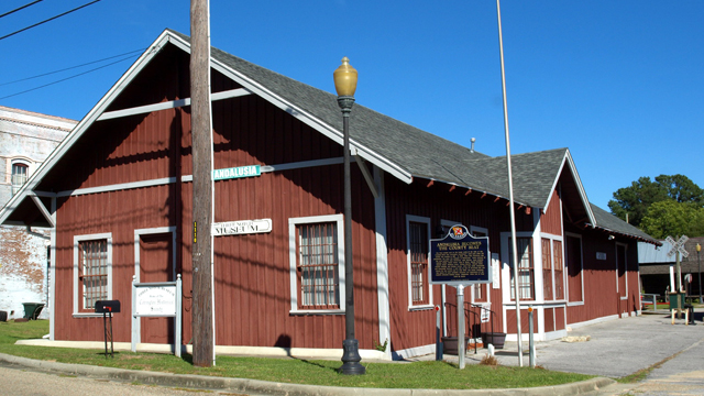 On this day in Alabama history: Andalusia depot got historic listing