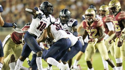 Samford safety Koi Freeman is part of a secondary that could be the team's strength this year. (Marvin Gentry)