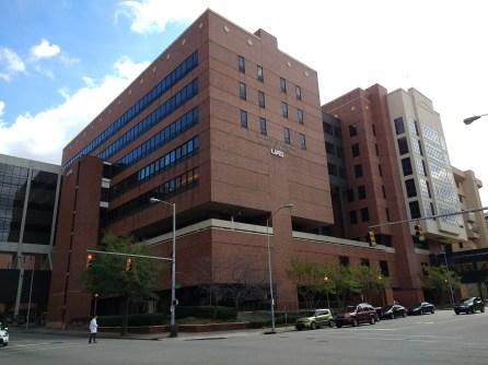 University of Alabama at Birmingham School of Medicine, 2017. (Mx.Granger, Wikipedia)