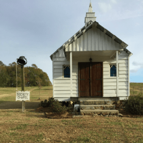 Blountsville Historical Park is home to a remarkable collection of restored 19th-century buildings. (contributed)