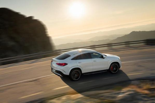 The Mercedes-AMG GLE 53 Coupe will be built exclusively in Alabama. (Mercedes-Benz)