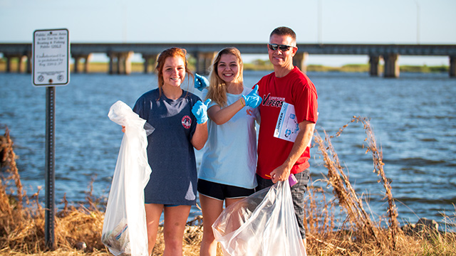Pandemic forces changes for Alabama Coastal Cleanup