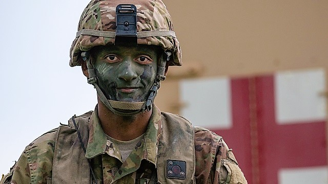 Alabama National Guard member saves soldier's life during training