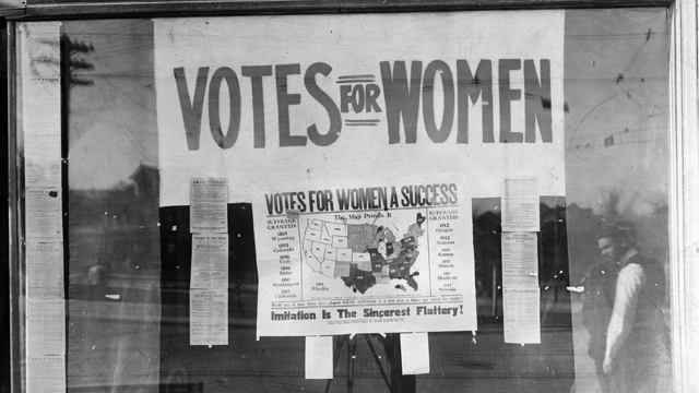 On this day in Alabama history: Alabama Legislature ratified the 19th Amendment