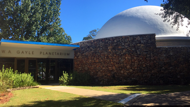 On this day in Alabama history: Gayle Planetarium in Montgomery opened for the public